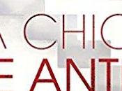 Reseña #260. chica antes. J.P. Daleney
