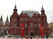 Plaza Roja Kremlin Moscú.