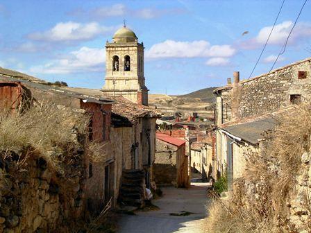 Camino de Santiago: Hontanas