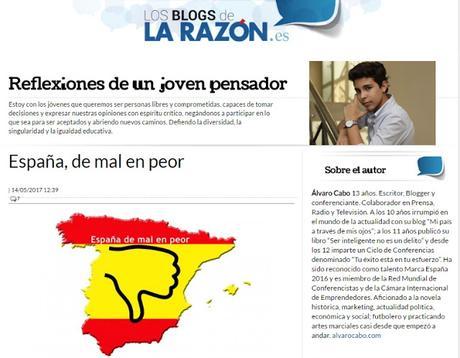 España, de mal en peor
