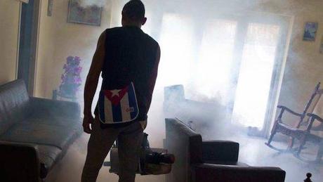 Cuba reconoce 1 847 casos de zika