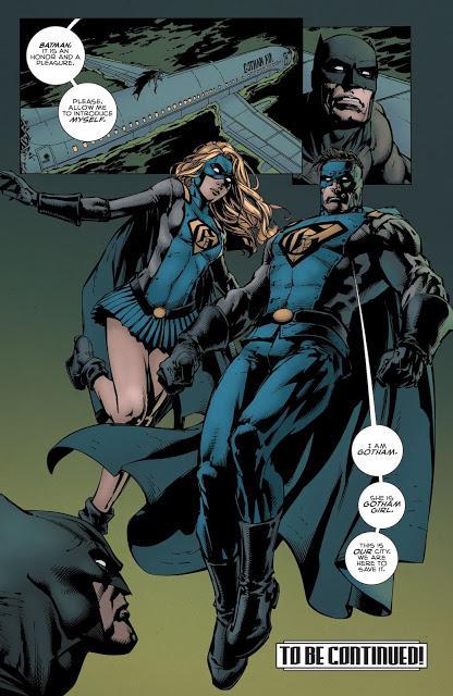 El Batman de Tom King 1: 'Yo soy Gotham', con David Finch e Ivan Reis (epílogo)