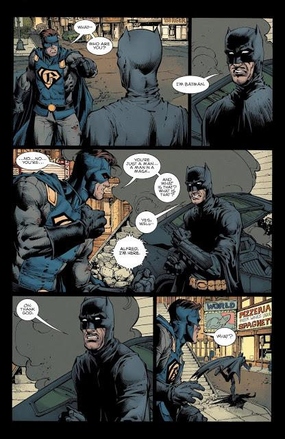 El Batman de Tom King 1: 'Yo soy Gotham', con David Finch e Ivan Reis (epílogo)