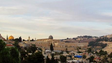 Casa de Caifás. Jerusalén