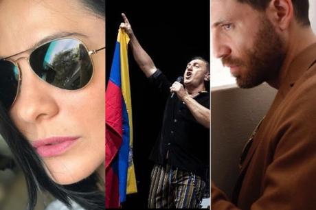 Artistas continúan su ofensiva contra el gobierno de Maduro