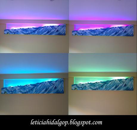 Mural montañas