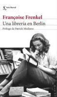Una librería en Berlín. Françoise Frenkel