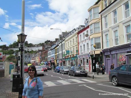 Cobh; la última imagen de la emigración irlandesa