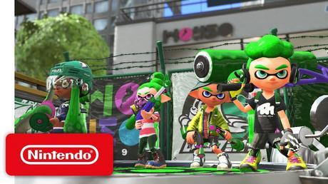Splatoon 2 tendrá un peso de 5,5 GB