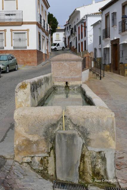Pilón/Lavadero de Cañete la Real