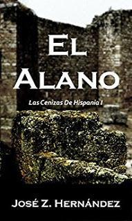 {BookTour} El Alano: Las Cenizas de Hispania