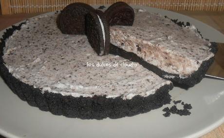 Tarta Oreo