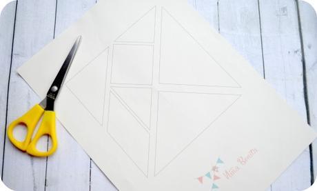 DIY: Tangram de goma eva