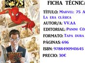 Reseña: Marvel. años clásica, VV.AA.