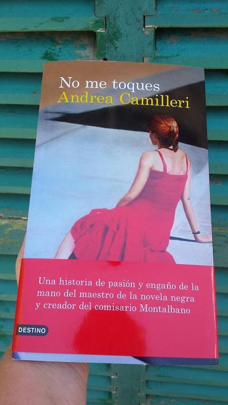 No me toques de Andrea Camilleri