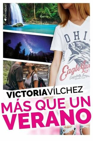Reseña: Más que un verano — Victoria Vílchez