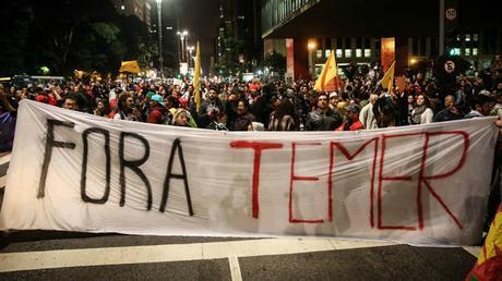 Hasta sus aliados piden la renuncia de Temer #Brasil