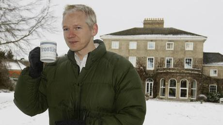 Julian #Assange asegura que