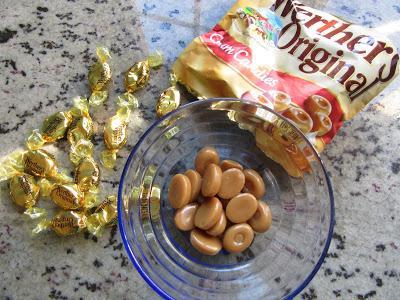 Flan de caramelos Werther`s Original