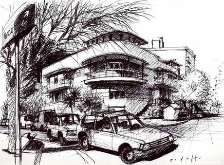 Rodolfo Schwedt – Galeria de Croquis N5