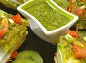 Sándwich Bombay patata chutney cilantro