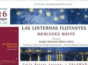 "Próximas presentaciones ""Las linternas flotantes"" Mercedes Roffé"
