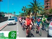 Marcha bicicleta Montequinto Medio Ambiente