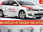 6000 Plantillas Vehículos Vectorizados para Rotulación