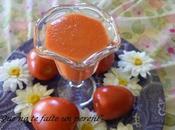 Gazpacho Fresas Zanahorias