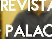 """Entrevista Palacios, autor """"Muerte Cenizas"""""""