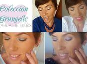 Tanda looks Grungelic, Neve Cosmetics (maquillajes)