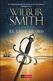 """león oro"""" Wilbur Smith"""
