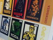 CORREOS lanza sello dedicado saga ´Star Wars´.