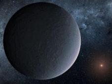 pequeño planeta helado detectado microlente