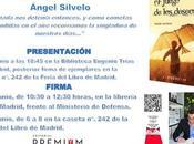 ÁNGEL SILVELO FIRMARÁ FERIA LIBRO MADRID 2017 EJEMPLARES ÚLTIMA NOVELA, JUEGO DESEOS (PREMIUM EDITORIAL, 2017) DÍAS JUNIO 20:00 21:00 HORAS; 18:00 HORAS CASETA PREMIUM E...