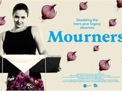 Cristina Gómez estrena piloto nueva serie Mourners, actores Hollywood