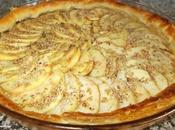 Tartas hojaldre manzana