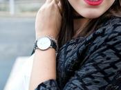 Black White Daniel Wellington