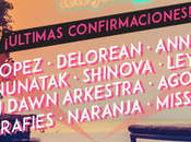 Festival 2017 cierra cartel distribuye días
