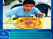 Víctor Gómez: VOTARÍA JOSÉ CAICO ALCALDÍA PROVINCIAL…