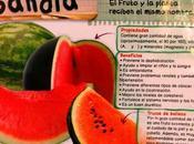 Semana fruta Primavera: sandía