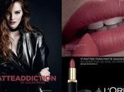 Nueva colección L'Oreal; Color Riche Matte Addiction