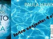 SORTEO CONJUNTO ESCRITO AGUA Paula Hawkins