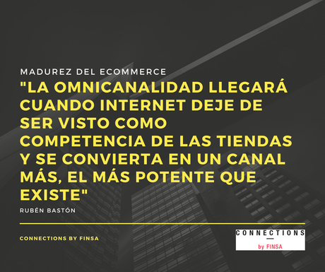 madurez del ecommerce ruben baston