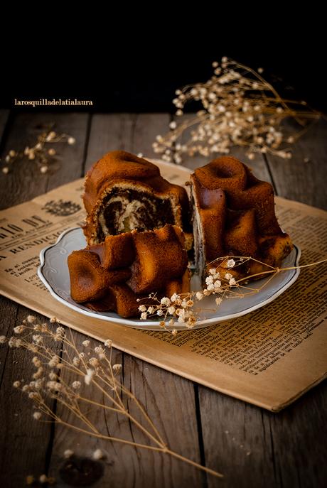 BIZCOCHO DE CHOCOLATE Y BAILEYS
