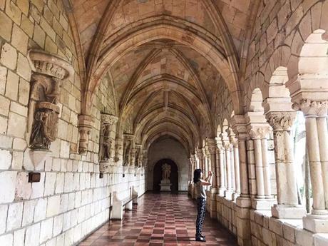 El antiguo monasterio español, en Miami