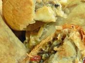 Empanadas hongos