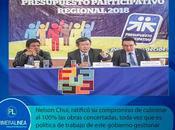 Presentan cartera proyectos inversión pública…
