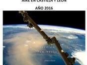 Calidad Aire Castilla León 2016
