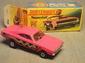 Dragster Dodge Matchbox